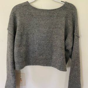 Forever 21 Crop Top Sweater !